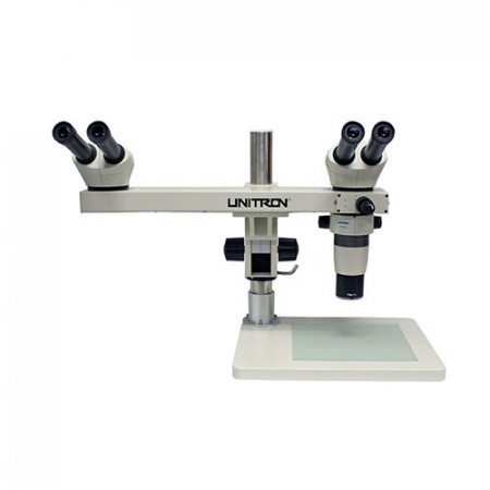 Z6 Dual Discussion Head Zoom Stereo Microscope