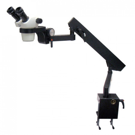 Z730 Zoom Stereo Microscope on Flex Arm Stand