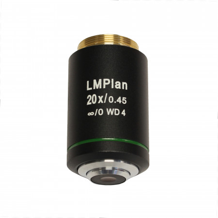 146-15-20-20x LWD Plan Achromat Objective-MEC4