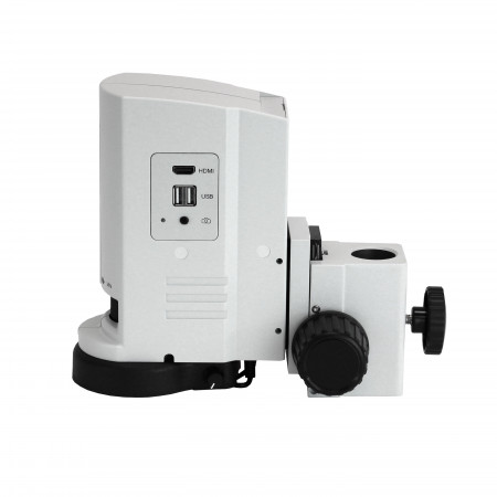 Side View of ZoomHD on the Post Mount