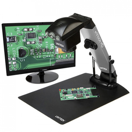 Inspex HD 1080p Digital Microscope - Integrated Table Stand