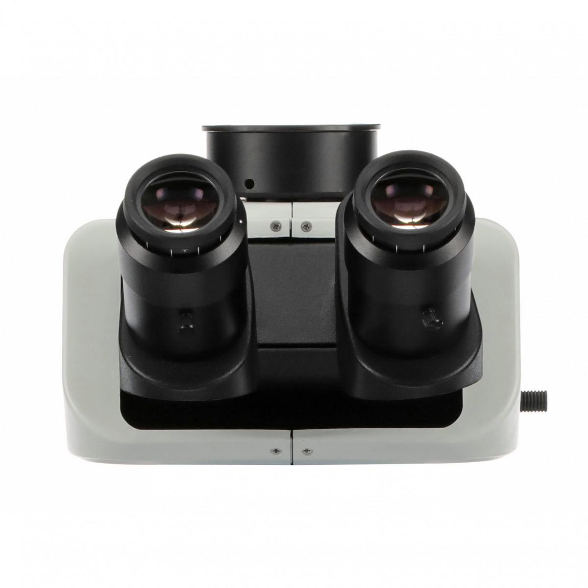 112-11-03 ErgoTrinocular Viewing Head - Z12 Series - Front View