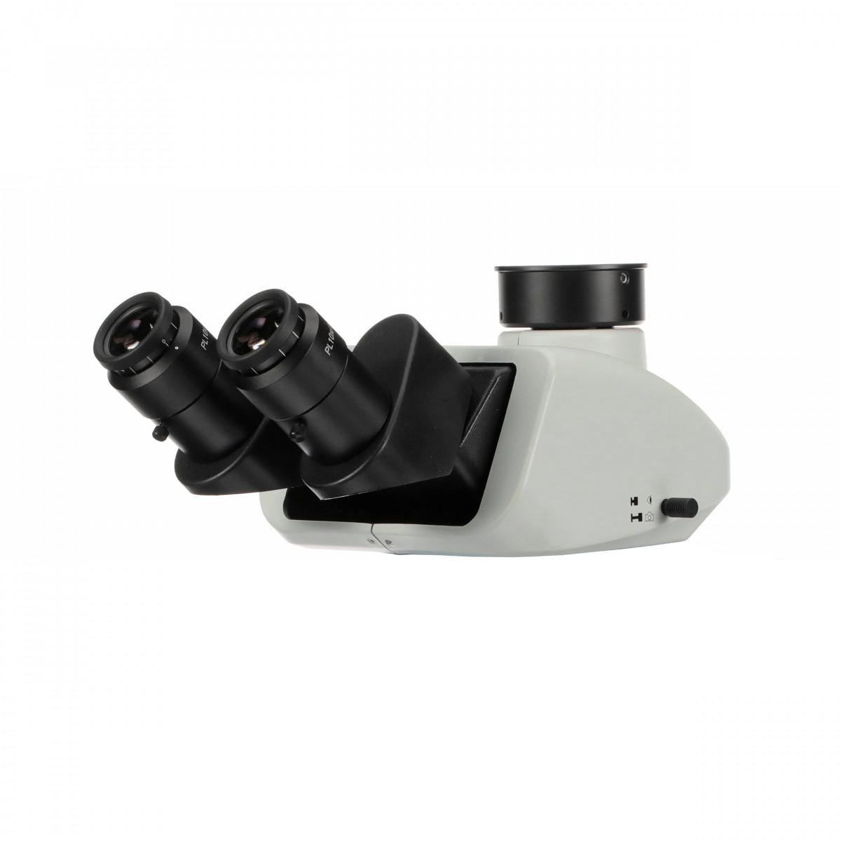 112-11-03 ErgoTrinocular Viewing Head - Z12 Series- Side View