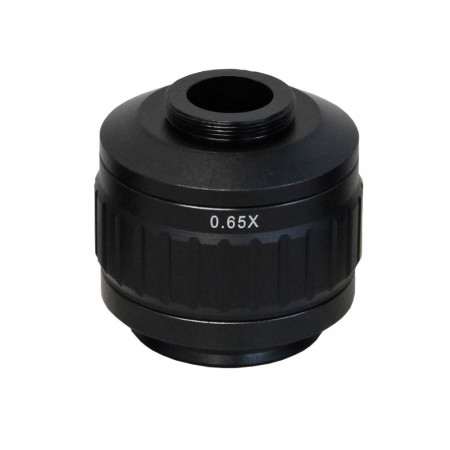 0.65x C-Mount with Focus Adjustment